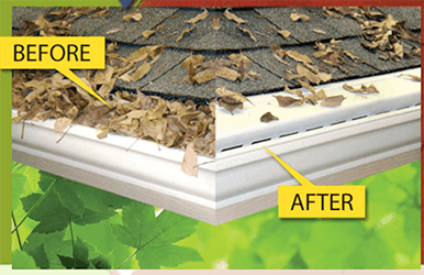 best gutter guards Indianapolis Indiana